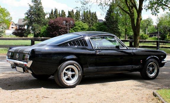 1965 Ford Mustang Fastback GT V8 Bild 2