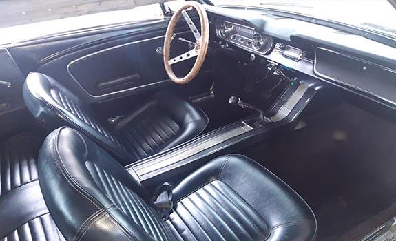 Fahrzeug-28,-Ford-Mustang-1965-Cabriolet-Bild-4