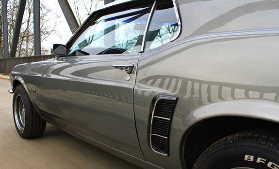 Mustang GT 1969 Coupé Bild 2