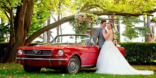 Hochzeit Mustang Köln