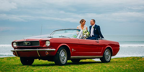 Ein Oldtimer für Hochzeit